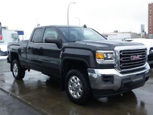 2015 GMC SIERRA 2500HD SLE Z71 4X4|6.0L V8|DOUBLE-CAB|BACKUP-CAM