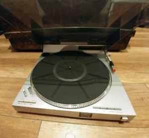 Linear tracking turntable for sale