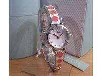 Radley - RY4235 Ladies 'Spot On' Two-Tone Bangle Watch - RRP: £90