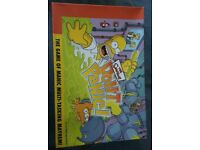 The Simpsons Don't Panic Board Game