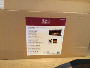 Lyvia Electric Fireplace for sale