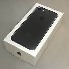 iPhone 7 128GB unlocked sealed comes with warranty