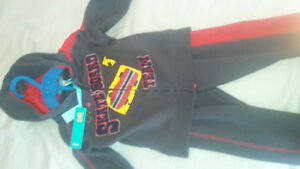 2 piece outfit brand new with tag 18m-24m