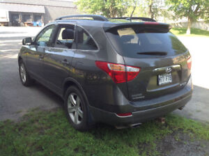 2009 Hyundai Veracruz 7 place, full, démarreur,hitch