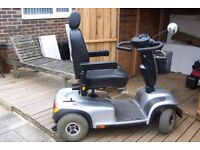 mobility scooter price reduced