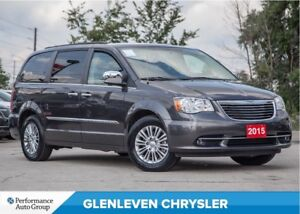 2015 Chrysler Town & Country Just Arrived...Touring-L | DVD | RO
