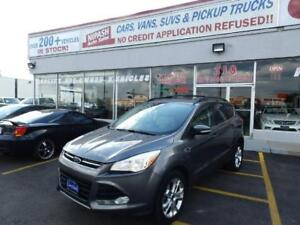 2013 Ford Escape SEL FULLY LOADED NO ACCIDENTS,DEALER MAINTAINED