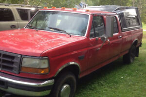 1996 Ford F-350 Camionnette