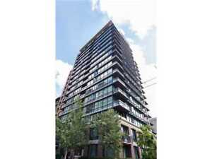 Modern Furnished Yaletown Sub Penthouse with False Creek Views