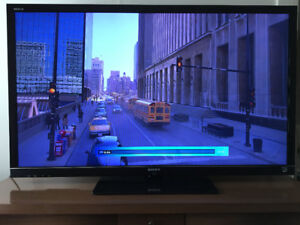"""SONY 55"""" LED HDTV - GREAT CONDITION!!"""