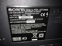 Sony Bravia 32Inch LCD TV