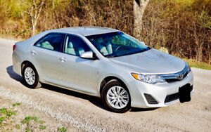 2012 Toyota Camry LE TOUCH SCREEN Sedan