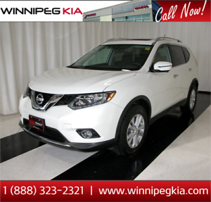 2016 Nissan Rogue SV *Loaded! Always Owned In MB!*