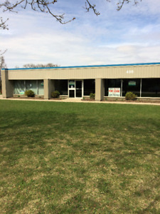 4600 sq ft available on Weber St N. Waterloo
