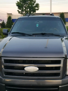 2007 ford expedition max dark grey with propane