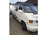 VW T4 Campervan 26000 miles Recent full service good clean condition