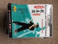 Bruce Lee Jeet Kune Do DVD Set