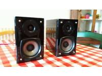 Pair of Hitachi speakers