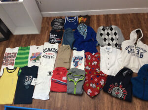 Boys clothes Sz 7-10 EUC