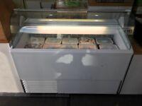 ISA Isetta 7R - Ice Cream Scooping Freezer