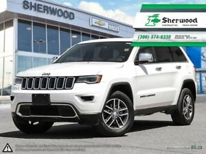 2017 Jeep Grand Cherokee Limited Only 9, 800kms!!