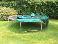 10 ft trampoline for sale