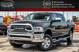 2017 Ram 2500 New Laramie Longhorn|Diesel|4x4|Navi|Sunroof|Backu