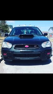 2005 Subaru wrx turbo AWD