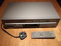 Matsui VCR and DVD combo player V-DVD500