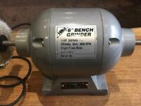 "1/2 HP 370 watts 6"" Bench Grinder"