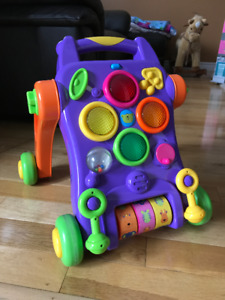 Musical Baby/Toddler Play Centre