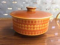 Hornsea 'Saffron' Large serving bowl