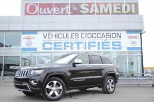 2016 Jeep Grand Cherokee NAVIGATION+JANTES 20+TOIT OUVRANT