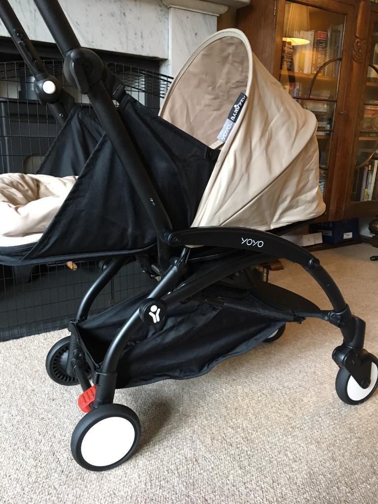 Babyzen Yoyo Newborn and 6 month plus extras pram buggy ...