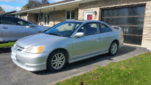 2002 civic si part out