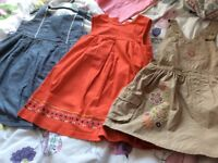 Gorgeous dresses for 3 to 4 year old new or excellent condition. Gap dress new bargain