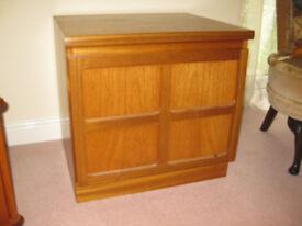 Small Teak cupboard