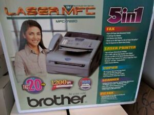 Brother MFC-7220 - BRAND NEW, SEALED !