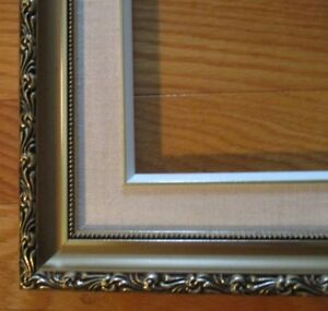 CADRES variés - TOILE ... variety PICTURE FRAMES - OIL PAINTINGS