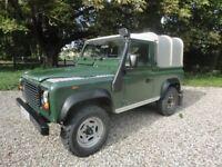 Land rover Defender 200TDI Truck Cab