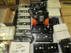 Guitar Switches Online Auction Closes Tuesday August 15th @ 6pm!