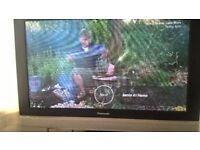 40 inch Panasonic Viera TV for sale