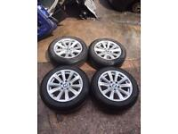 BMW 17inch Alloys