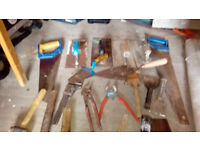 used building tools