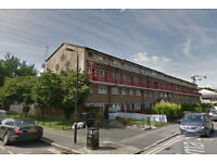 Spacious 4 bedroom flat available in Stratford, walking distance to Westfield!