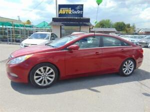 2013 Hyundai Sonata SE - Leather/Roof