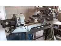 Wood Lathe reduced from £300 to £250
