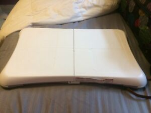 Wii fit game pulse electric fitness board