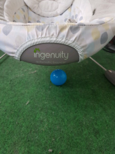 Ingenuity automatic bouncer