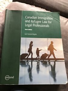 Canadian Immigration textbook